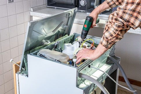 Auburn Appliance Service Center washer and dryer repair